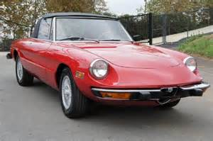 1974 Alfa Romeo Spider 1974 Alfa Romeo Spider For Sale In Stevensville Missoula