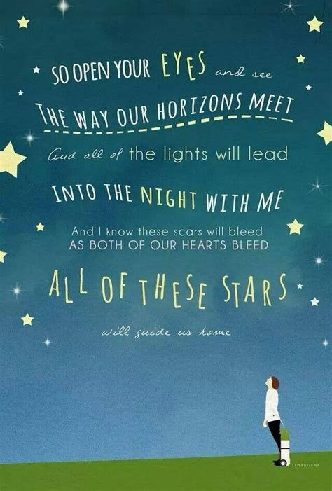 ed sheeran quotes perfect all of the stars ed sheeran the fault in our stars i