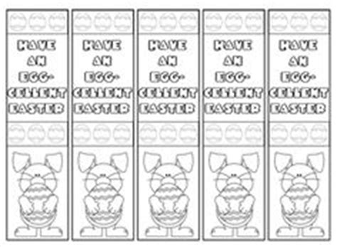 printable easter bookmarks to colour holiday 5 easter bookmark for kids coloring page easter