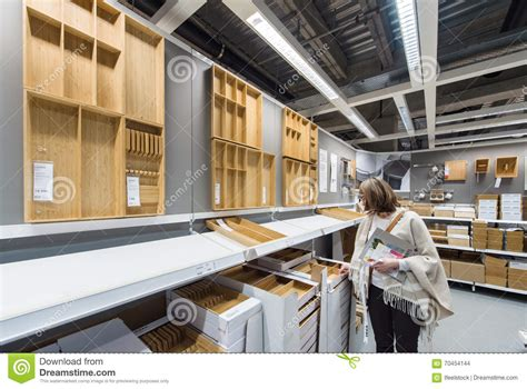 Kitchen Mall by Buying Kitchenware Editorial Stock Image Image