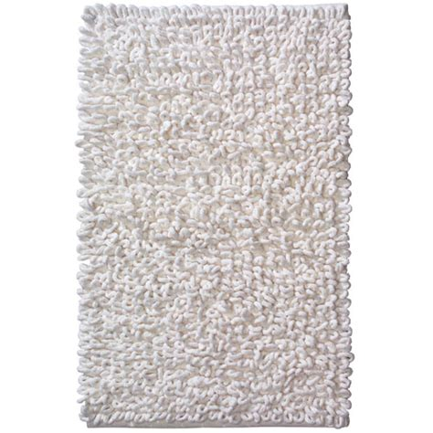 Cotton Accent Rugs loopi cotton accent rug white in accent rugs