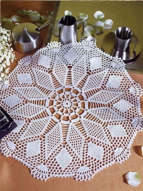 home decor crochet patterns part 6 beautiful crochet
