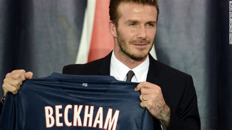 Beckham In No Thanks by David Beckham Retires From Football Kaycee Weezy