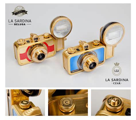 la sardina metal edition la sardina lomographic cameras