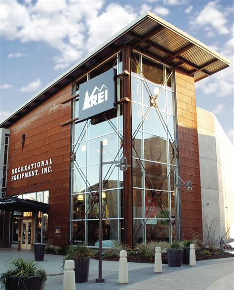 rei exterior designed by retail voodoo we our clients exterior design