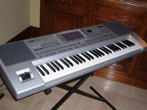 Keyboard Korg Pa80 korg pa80 image 51191 audiofanzine