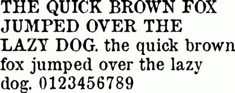 newspaper theme custom fonts old newspaper types free font download