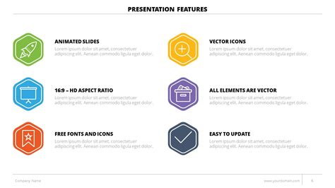 business pitch deck powerpoint template by spriteit