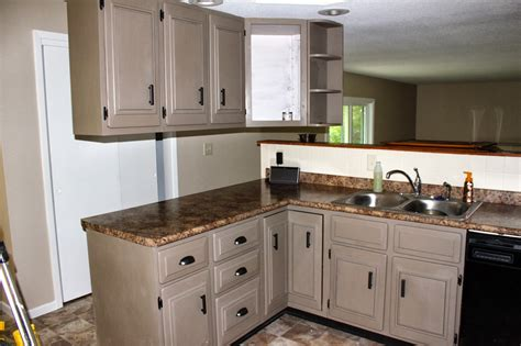 how paint kitchen cabinets chalk paint cabinets ideas