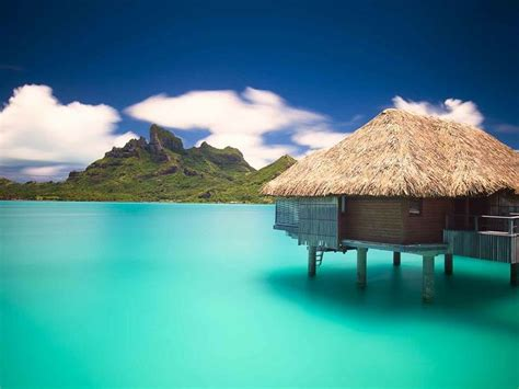 overwater bungalow 1000 ideas about bora bora vacation cost on