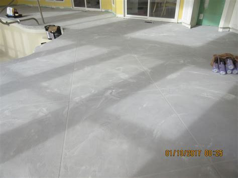 grout line pattern tape decorative concrete flooring columbus ohio epoxy