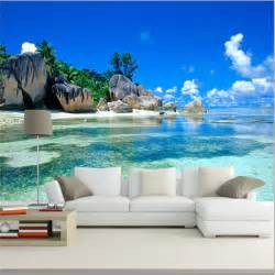 Mural Wall Paper 3d mural wallpaper non woven bedroom livig room tv sofa backdrop wall