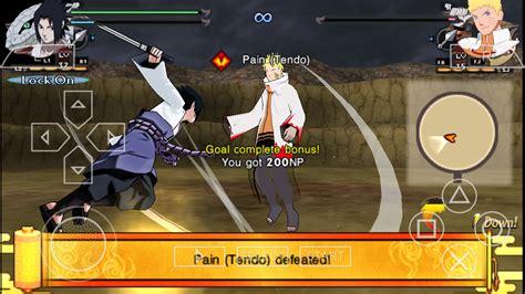 mod game naruto psp naruto shippuden ultimate ninja storm legacy mod textures