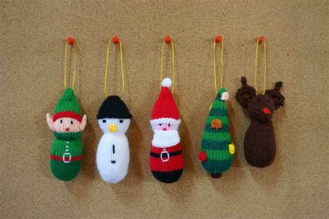 christmas decorations to make at home for free tejer en navidad 25 ideas creativas para decorar diferente