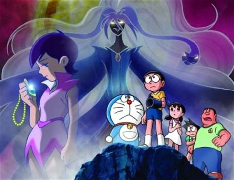 doraemon movie underworld ภาพน ง โปสเตอร doraemon the movie nobita s new great