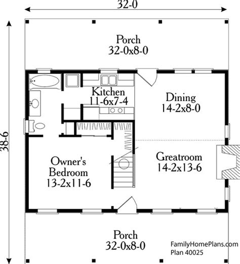 country cabin floor plans small house floor plans small country house plans