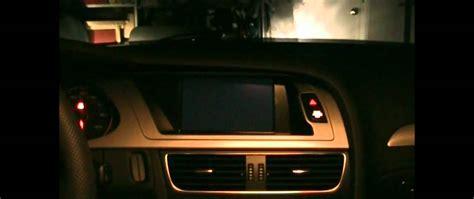 2010 Audi A4 Sound System 2010 Audi A4 Featuring Multimedia Interface Mmi Satellite