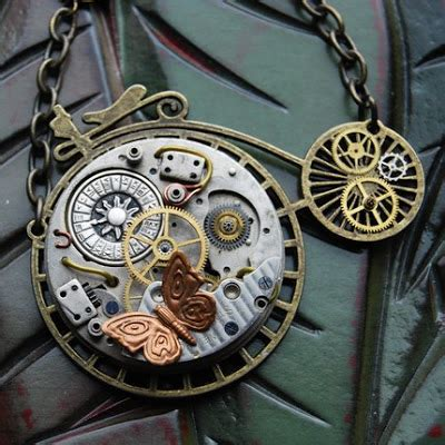 steunk pocket watches