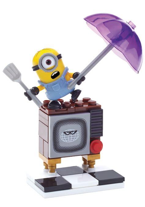 Mega Bloks Minions Silly Tv mega bloks minions silly tv set