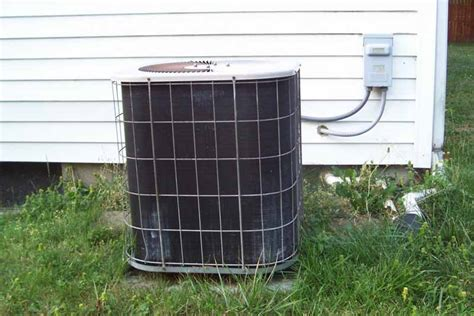 Best Patio Air Conditioner How To Landscape Around Your Outdoor A C Unit Interior