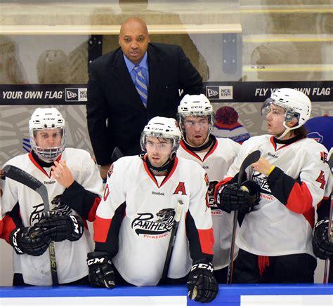 the bench coach skillz hockey s cyril bollers joins nhl legend paul coffey
