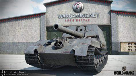 Gw 127 G By Kenmomshop gesch 252 tzwagen tiger world of tanks