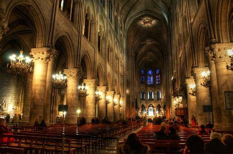 notre dame  oldest cathedral  paris   world