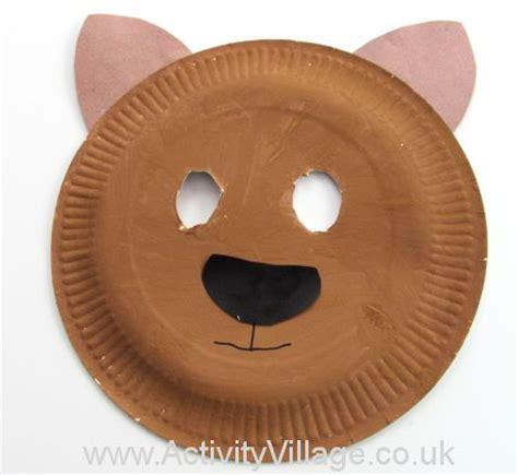printable wombat mask wombat mask craft