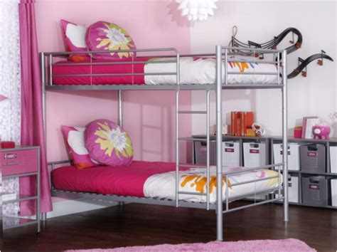 young girls beds stylish bunk beds for young girls room design ideas