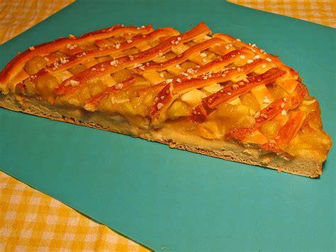 veganer kuchen mit apfelmus apfelmus kuchen mit hefeteig rezept mit bild crio