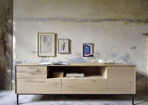 mueble de madera para tv bird tv mueble para tv ethnicraft de madera con puertas y