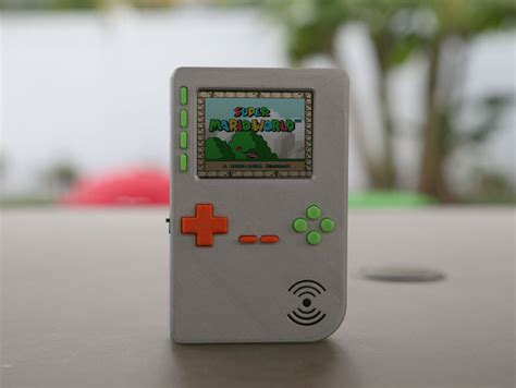 raspberry pi game console pigrrl 2 raspberry pi game console by adafruit thingiverse