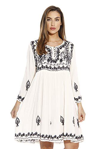 Bt Gev Dress Havan Batik Navy boho chic looks cool styles for standard plus size