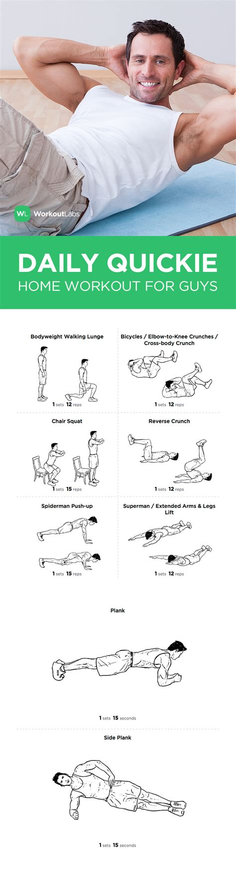 free pdf daily essential at home workout for guys