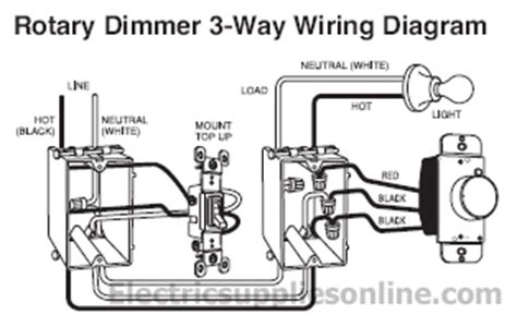 leviton 3 way rotary dimmer wiring diagram leviton free wiring diagrams