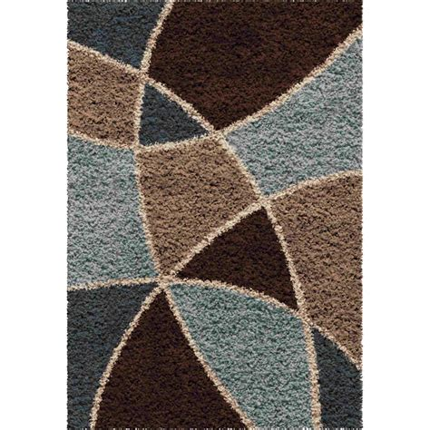 brown accent rug orian rugs shag abstract divulge brown accent rug