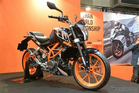 Jual Ktm Duke Ktm Rc 200cc Kaskus ktm duke 250 rc 250 showcased at tokyo bike news
