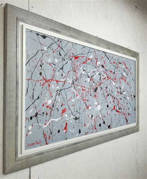 cornici quadri quadri astratti moderni con cornice sauro bos
