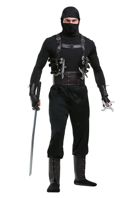 Armour Kaos Oblong Tr01 Black assassin costume for