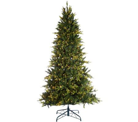 bethlehem lights 7 5 prelit noble spruce tree w multi