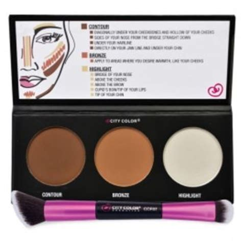 where can i buy city color cosmetics contour palette contour brush city from citycolorcosmetic