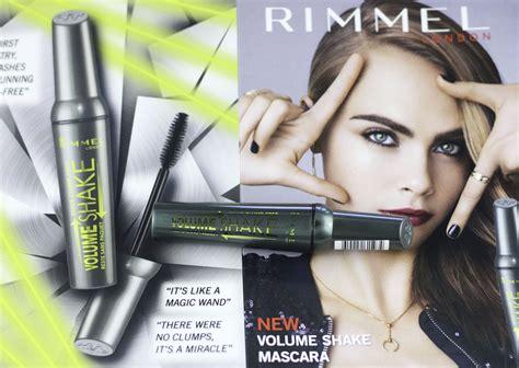 Mascara Volume product review rimmel new volume shake mascara