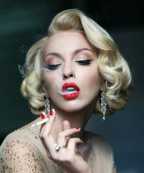 Fashioned Pin Up Hairstyles by Vintage Hairstyles Ideas To Look Timeless Vintage