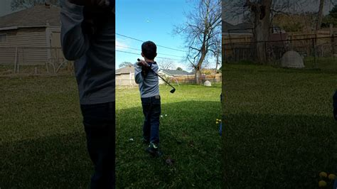 slow mo golf swing slow mo golf swing with pappa youtube