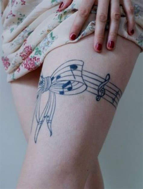 15 music tattoo designs for this winter pretty designs