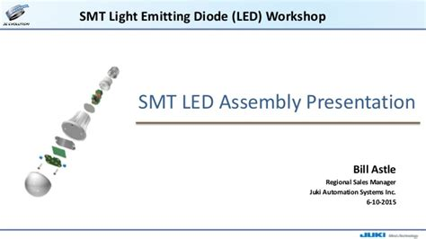 light emitting diode slideshare smt light emitting diode led workshop