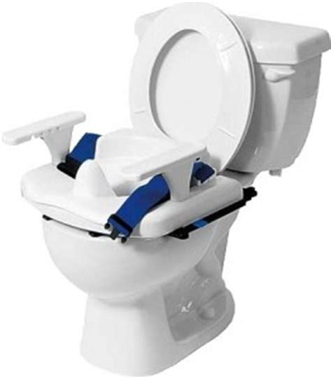 Rifton Toilet Chair by Small Rifton Blue Wave Toilet Seat Giveaway From Especial