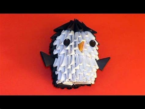 Origami Fury - 3d origami fury toothless tutorial