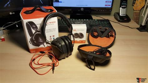 V Moda Crossfade M100 Vmoda M100 v moda crossfade m100 xl pads photo 1115737 canuck