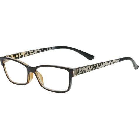 camille leopard 1 25 diopter reading glasses 76373 the